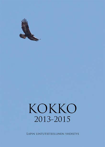 KOKKO 2013-15 kansi